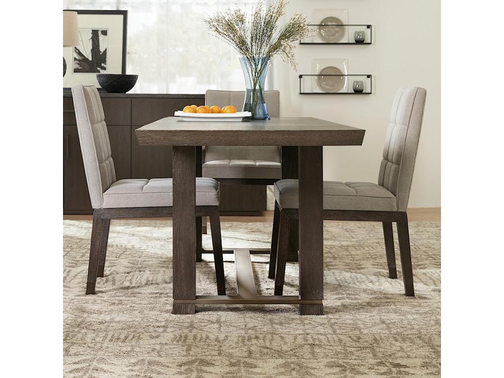 Hooker Furniture Miramar Aventura4 Piece Adjustable Table and Chair Set