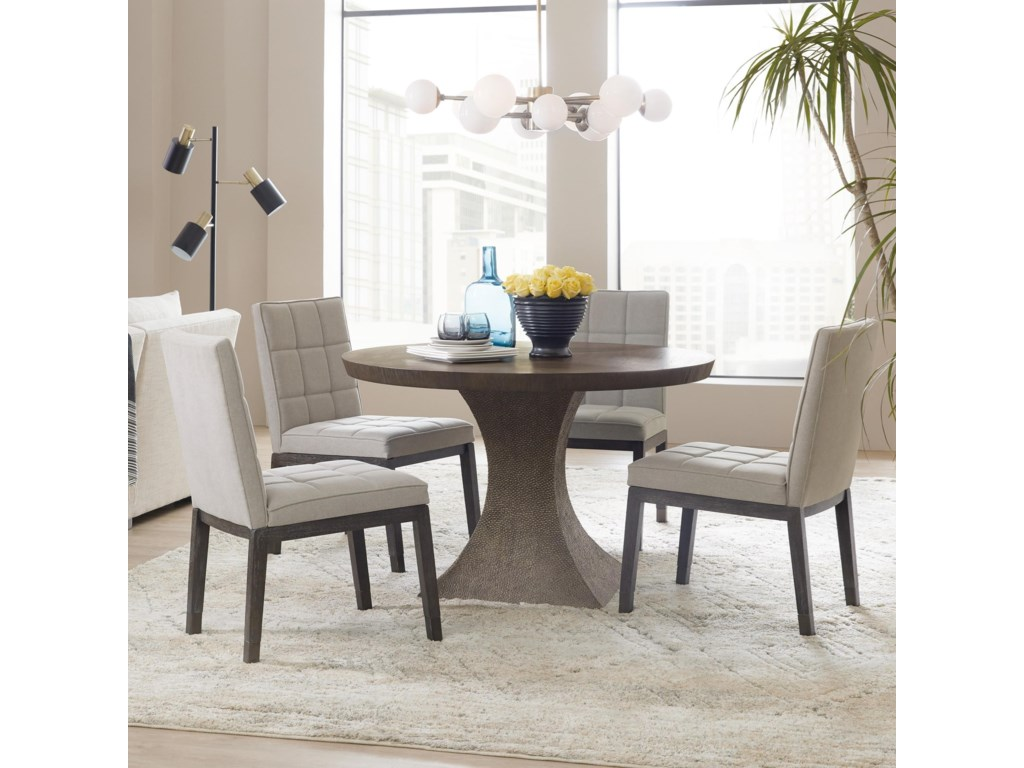 Hooker Furniture Miramar Aventura5 Piece Table and Chair Set