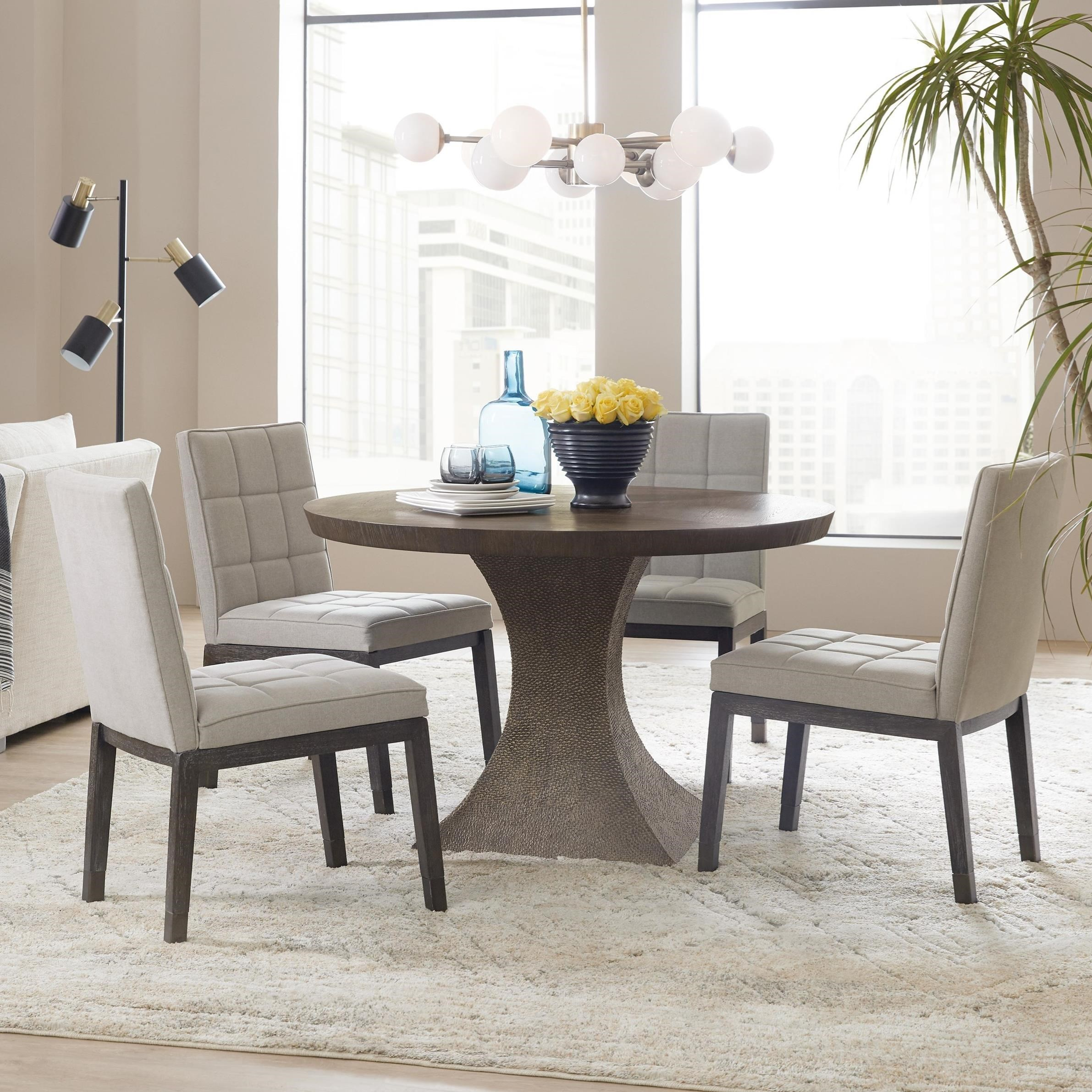 Gentil Hooker Furniture Miramar Aventura 5 Piece Table And Chair Set