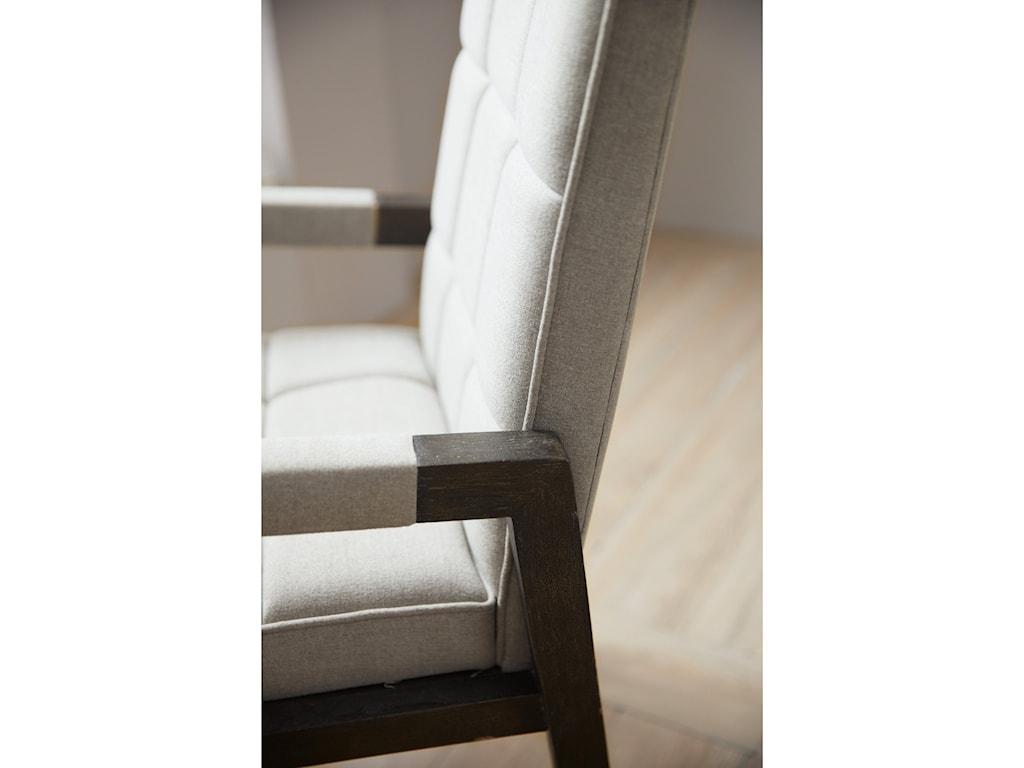 Hooker Furniture Miramar AventuraCupertino Upholstered Arm Chair