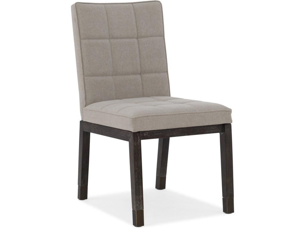 Hooker Furniture Miramar AventuraCupertino Upholstered Side Chair