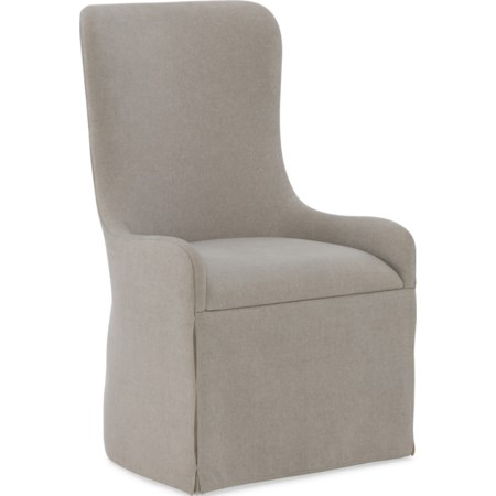 Gustave Upholstered Host Chair