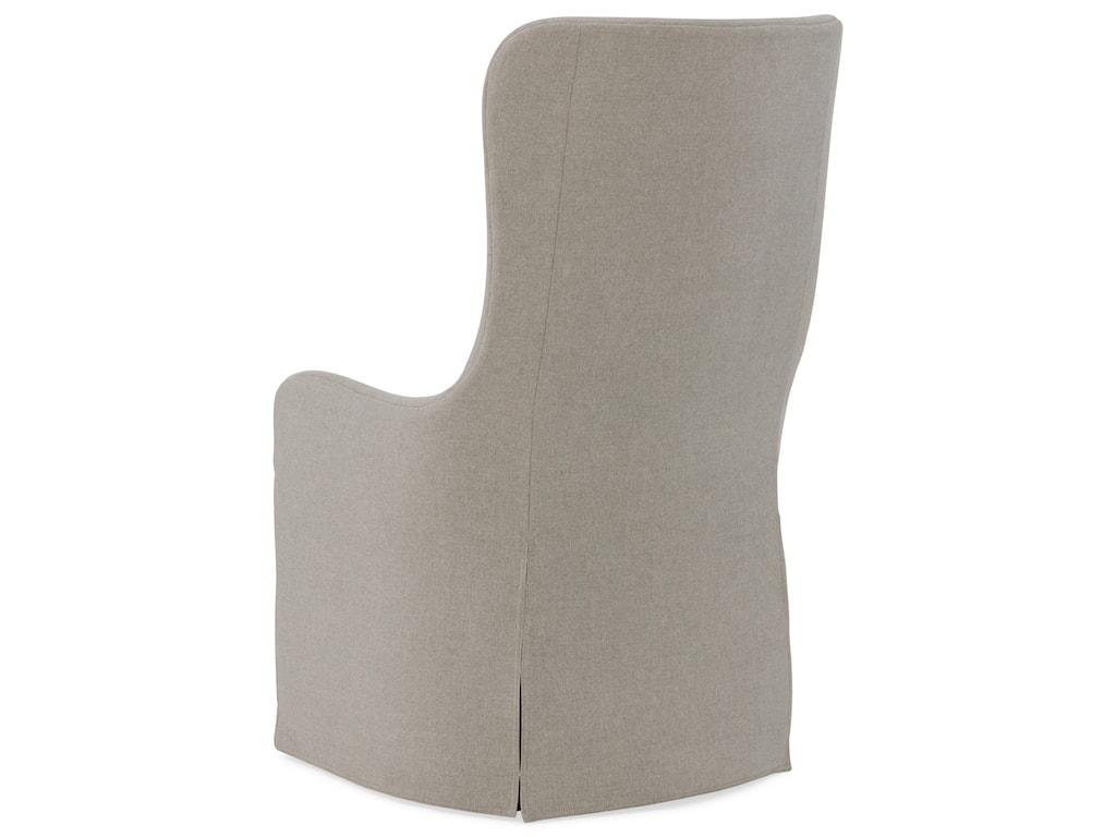 Hooker Furniture Miramar AventuraGustave Upholstered Host Chair