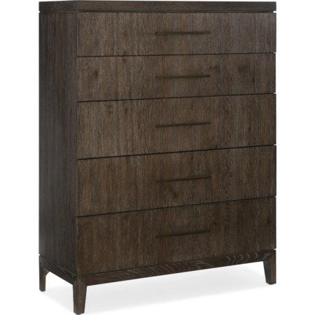 Manet Five-Drawer Chest