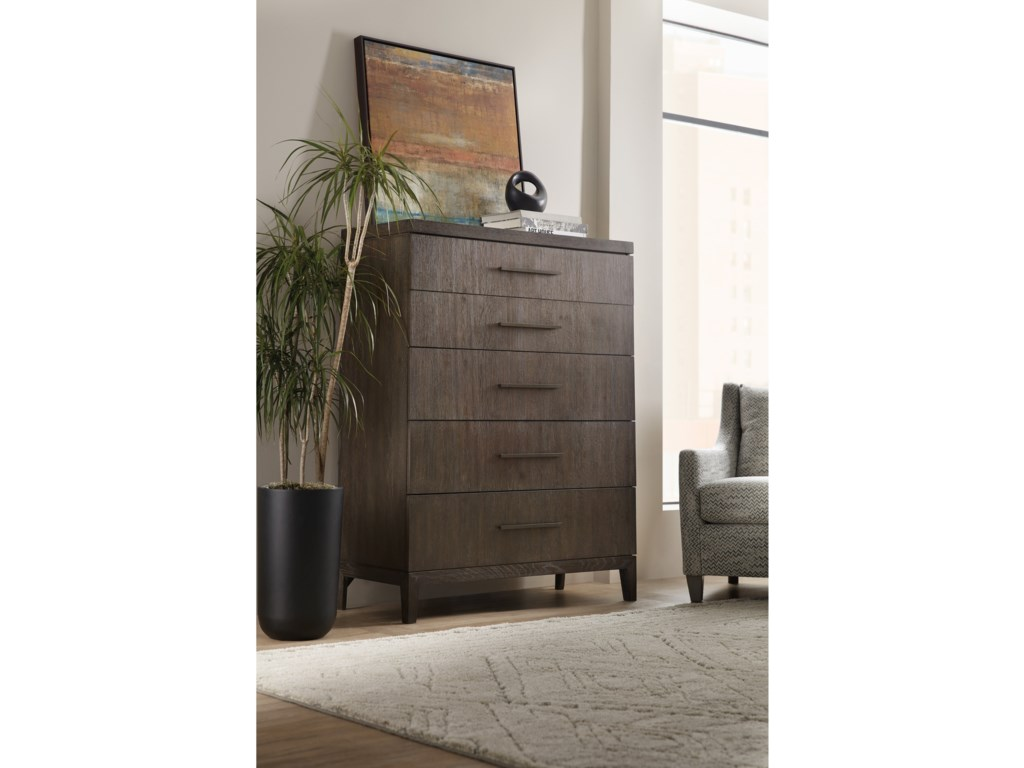 Hooker Furniture Miramar AventuraManet Five-Drawer Chest