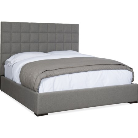 Moreno Queen Box Tufted Bed