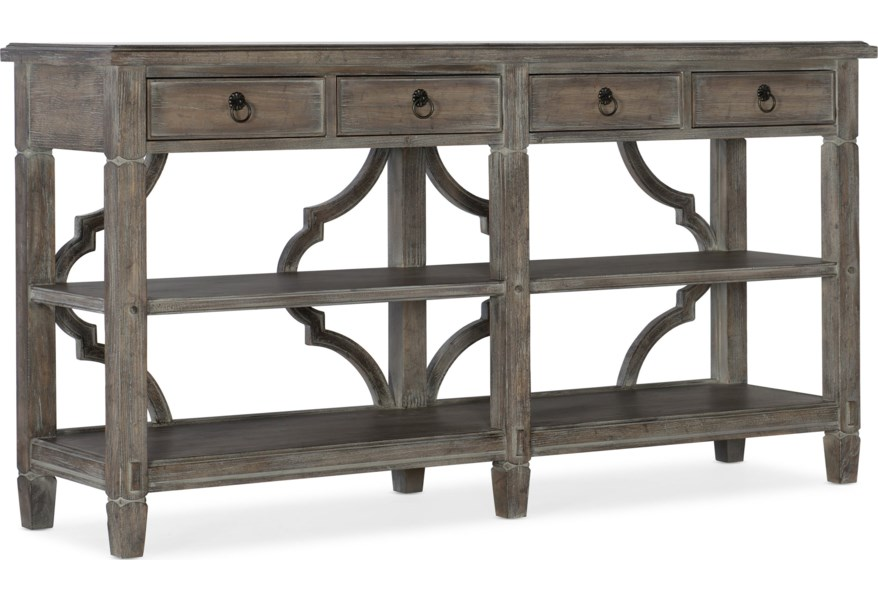 Modele Relaxed Vintage Console Table