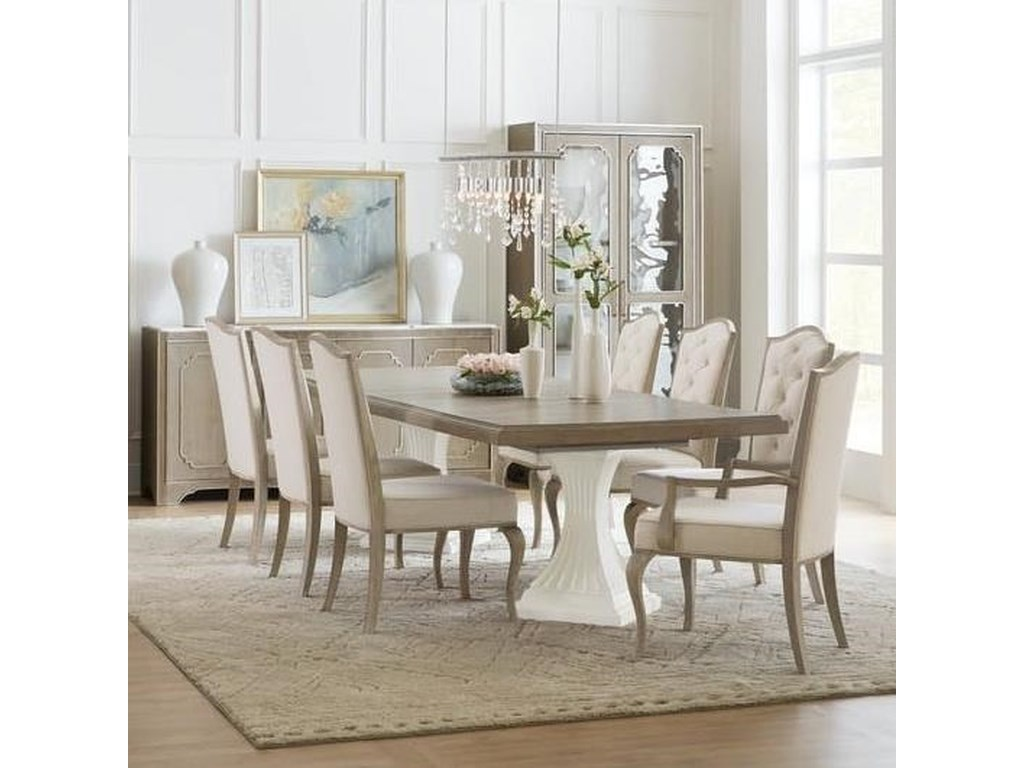 Hooker Furniture Modern RomanceFormal Dining Room Group