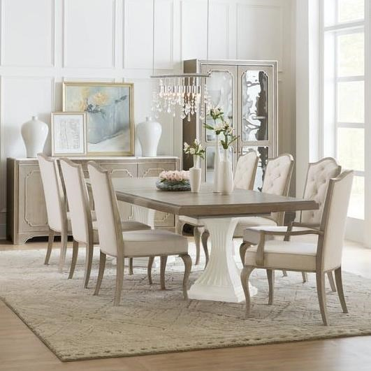 Hooker Furniture Modern Romance Formal Dining Room Group Adcock Extraordinary Adcock Furniture Athens Ga Decoration