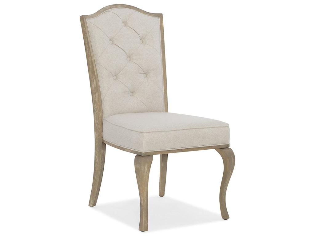Hooker Furniture Modern RomanceUpholstered Side Chair