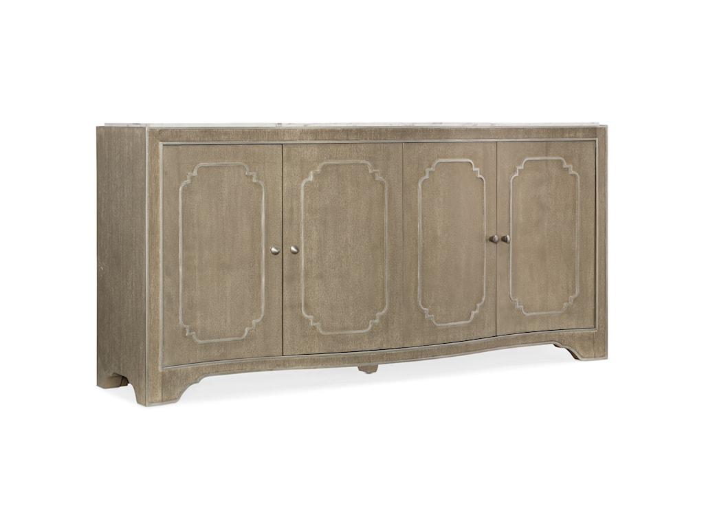 Hooker Furniture Modern RomanceFour-Door Server