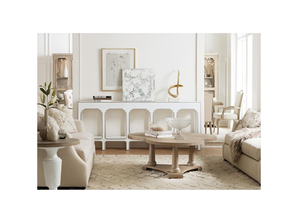 Hooker Furniture Modern RomanceCocktail Table