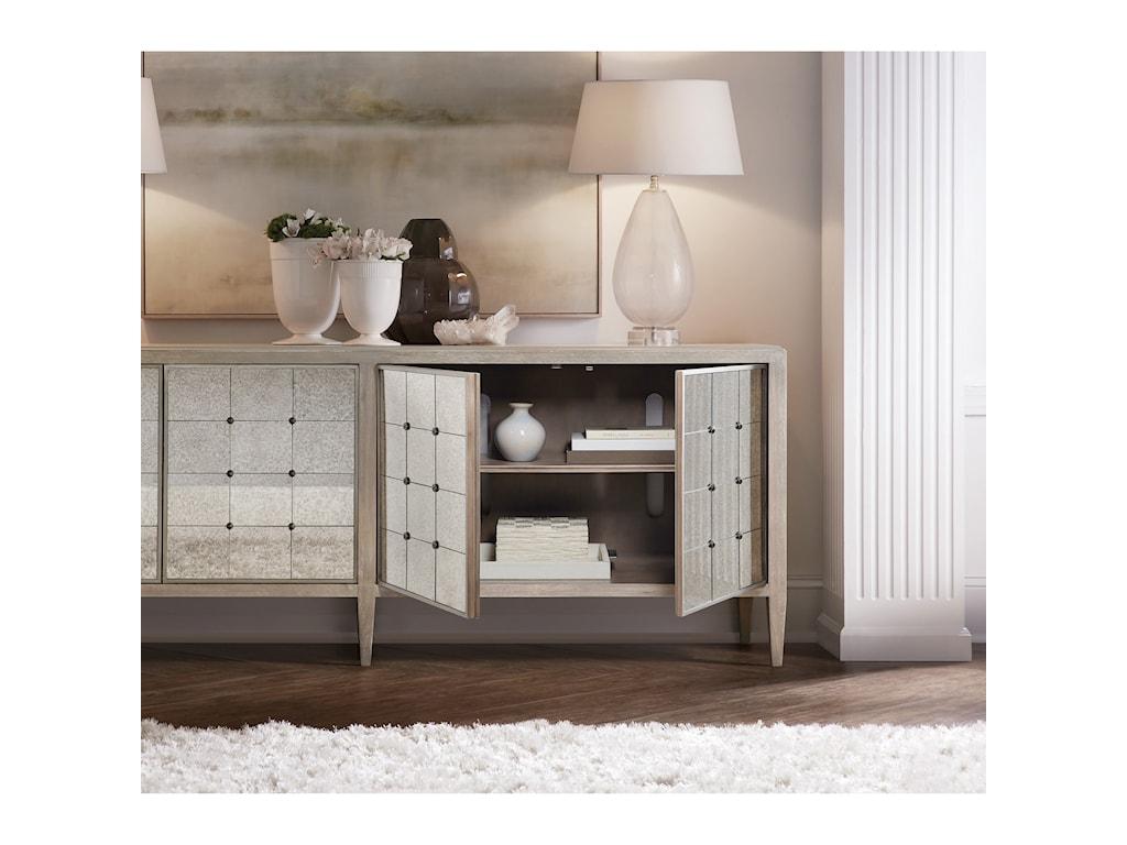 Hooker Furniture Modern RomanceFour-Door Console