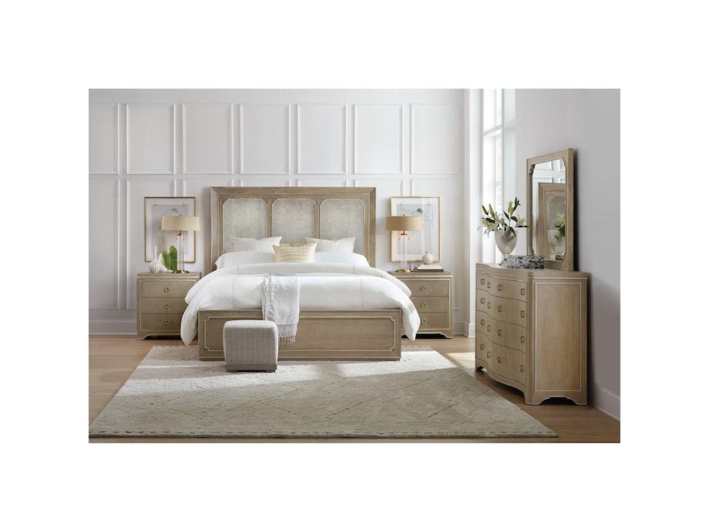 Hooker Furniture Modern RomanceEight-Drawer Dresser