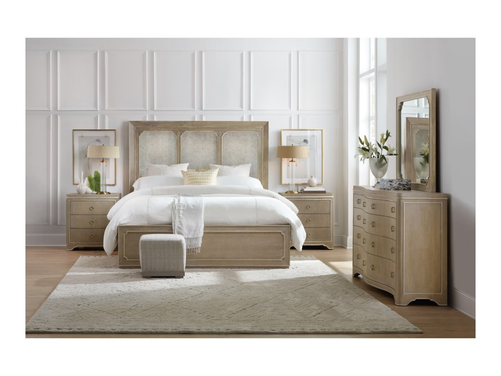 Hooker Furniture Modern Romance Landscape Mirror
