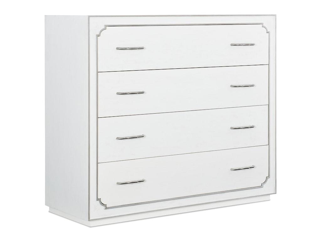 Hooker Furniture Modern RomanceFour-Drawer Bureau