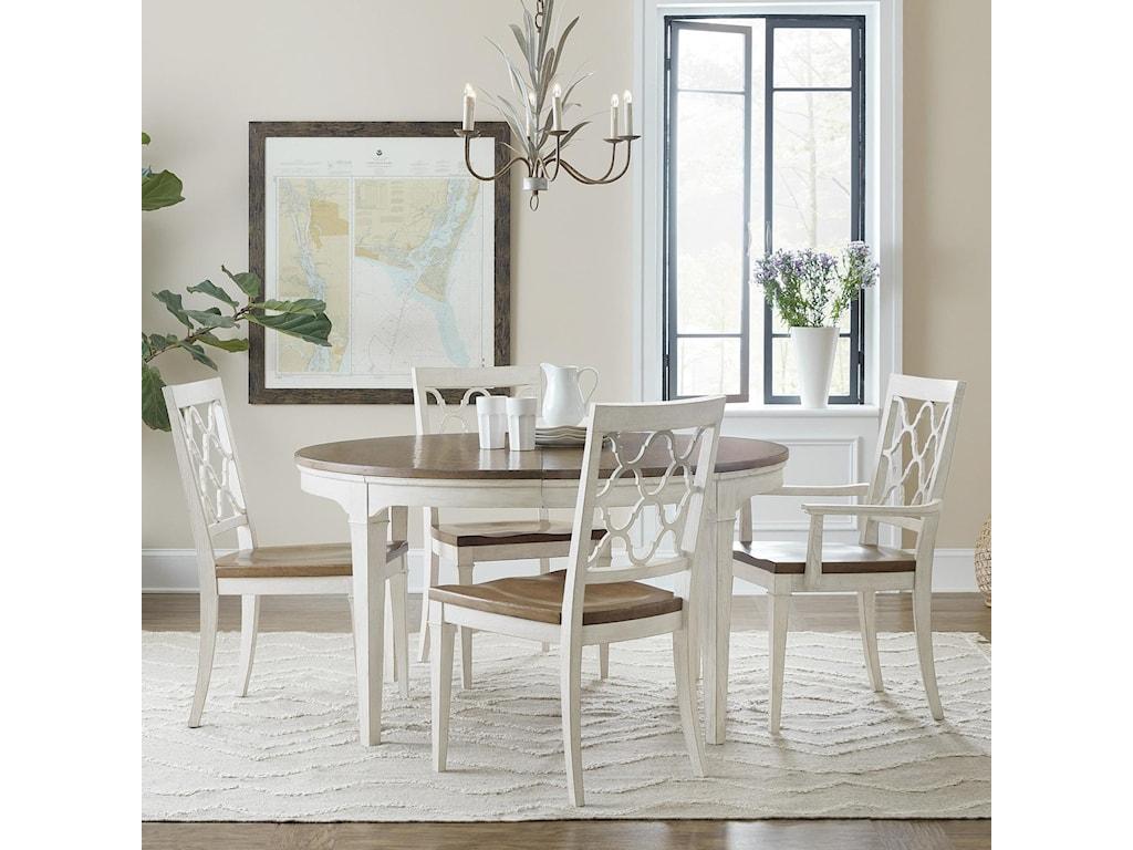 Hooker Furniture Montebello5-Piece Dining Set