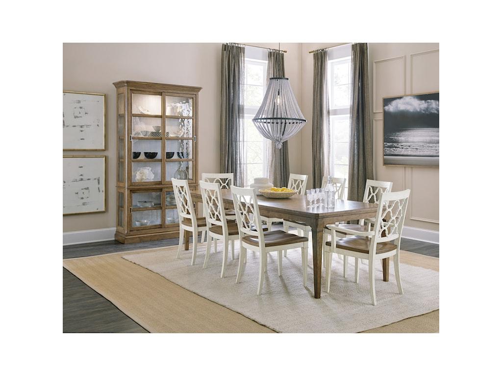 Hooker Furniture Montebello9-Piece Dining Set