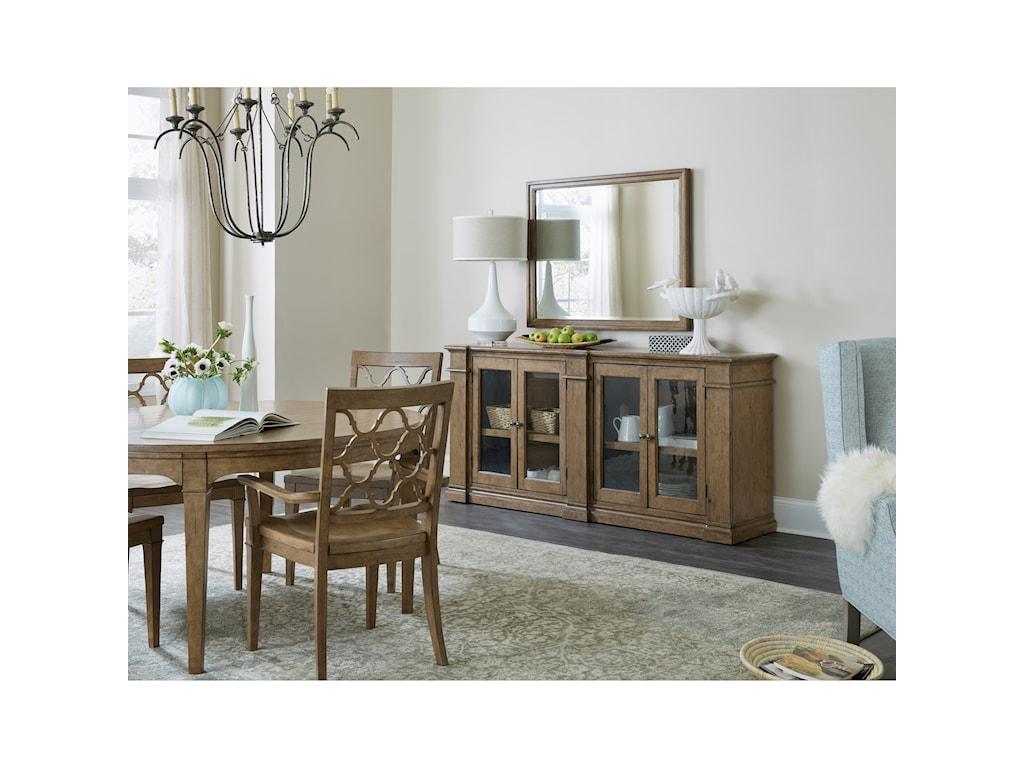 Hooker Furniture MontebelloBuffet