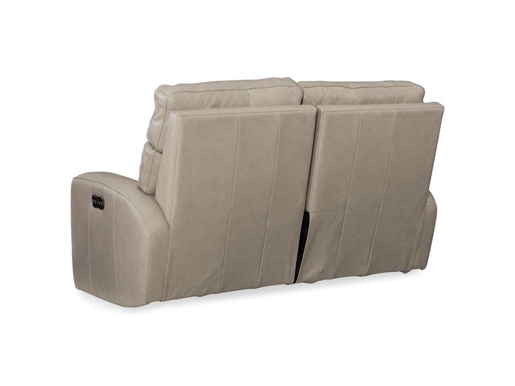 Hooker Furniture MowryMowry Power Motion Loveseat w/Pwr Hdrest