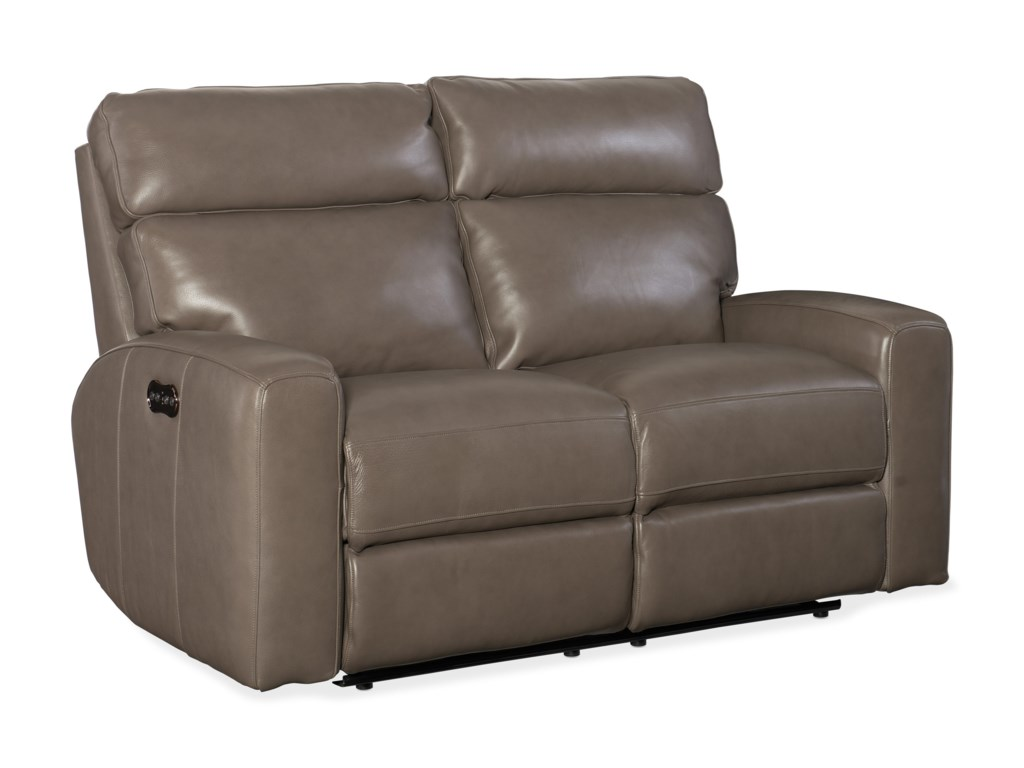 Hooker Furniture MowryMowry Power Motion Loveseat w/Pwr Hdrest