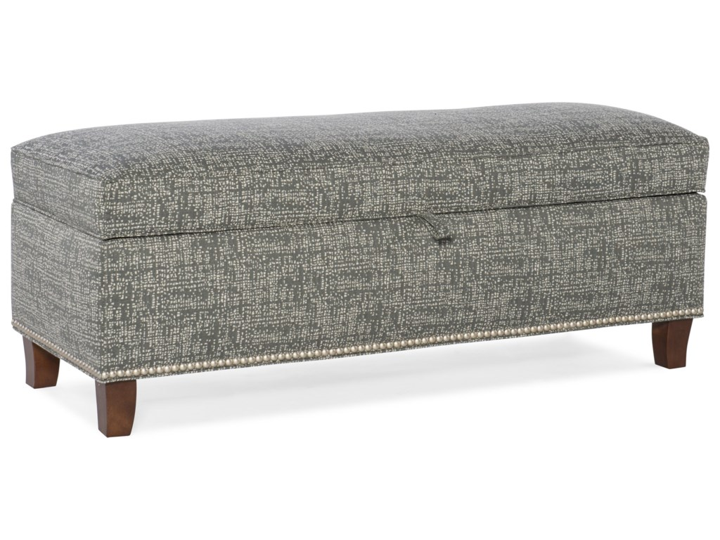 Hooker Furniture Nest TheoryStorage Bench