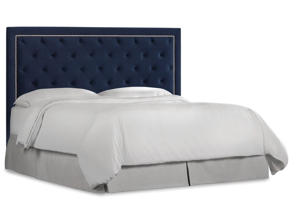 Hooker Furniture Nest TheoryJay King Upholstered Headboard