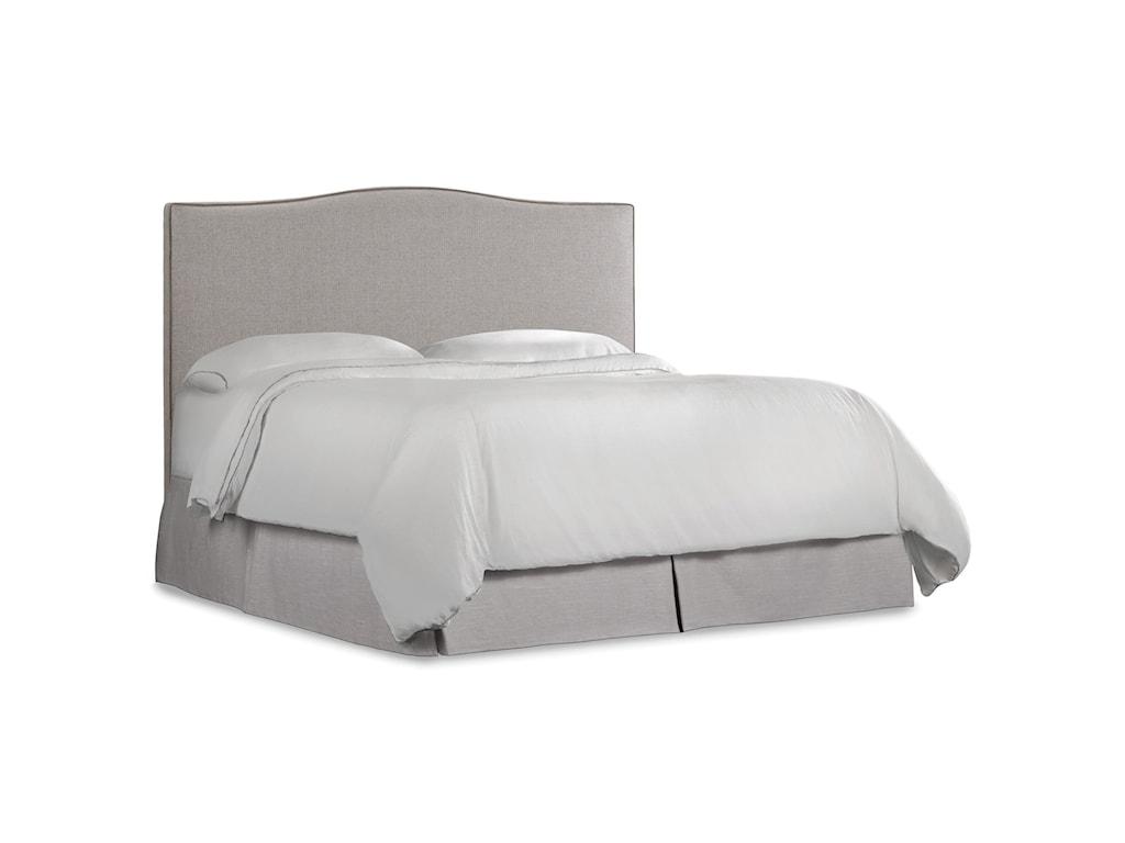 Hooker Furniture Nest TheoryWren 54in Queen Upholstered Headboard