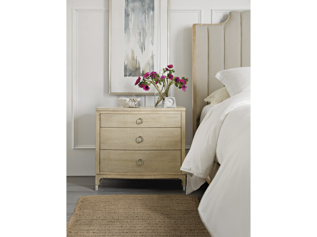 Hooker Furniture NewportButano Nightstand
