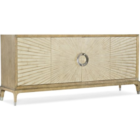 Coastside Entertainment Console