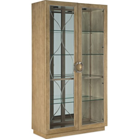 Ano Nuevo Display Cabinet