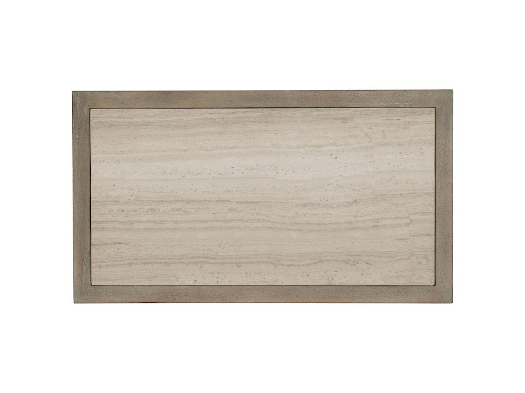 Hooker Furniture PacificaThree-Drawer Nightstand
