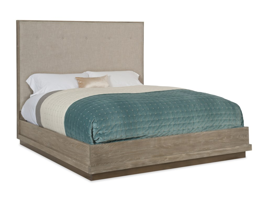 Hooker Furniture PacificaKing Upholstered Bed