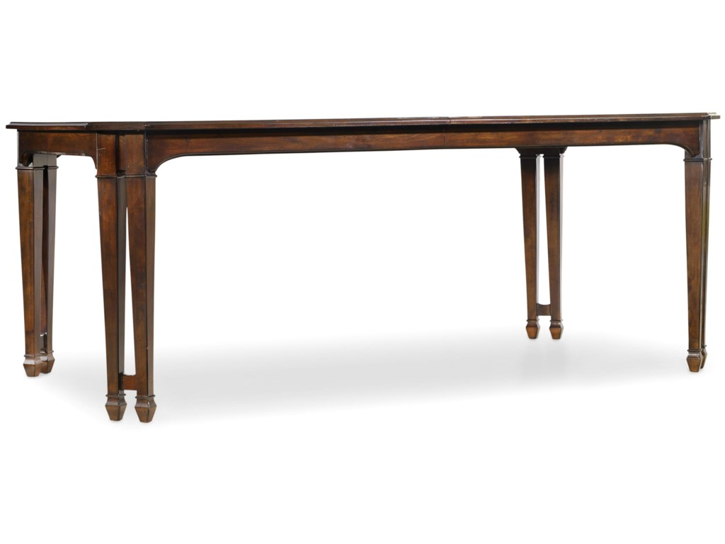 Set Includes Rectangular Dining Table