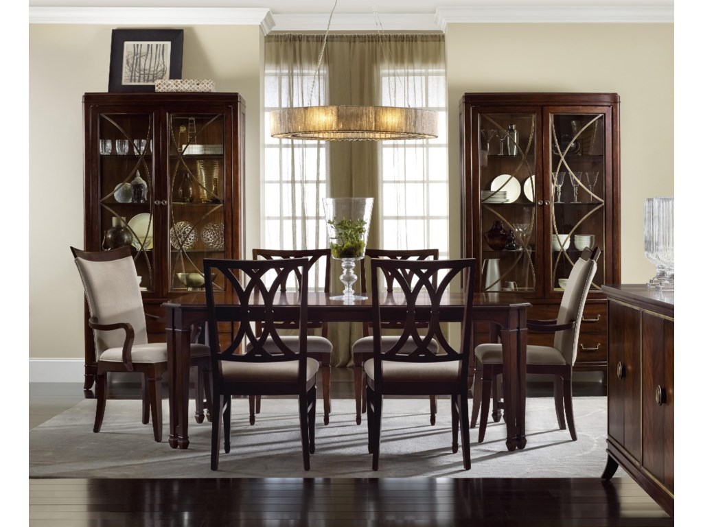Hooker Furniture PalisadeRectangle Dining Table