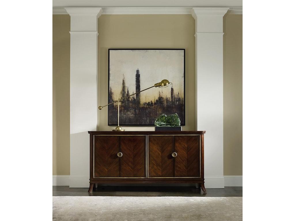Hooker Furniture Palisade4 Door Chest