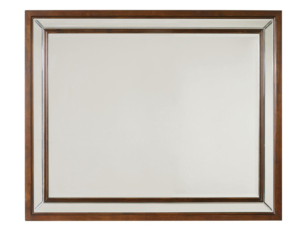 Set Includes Landscape Wall Mirror