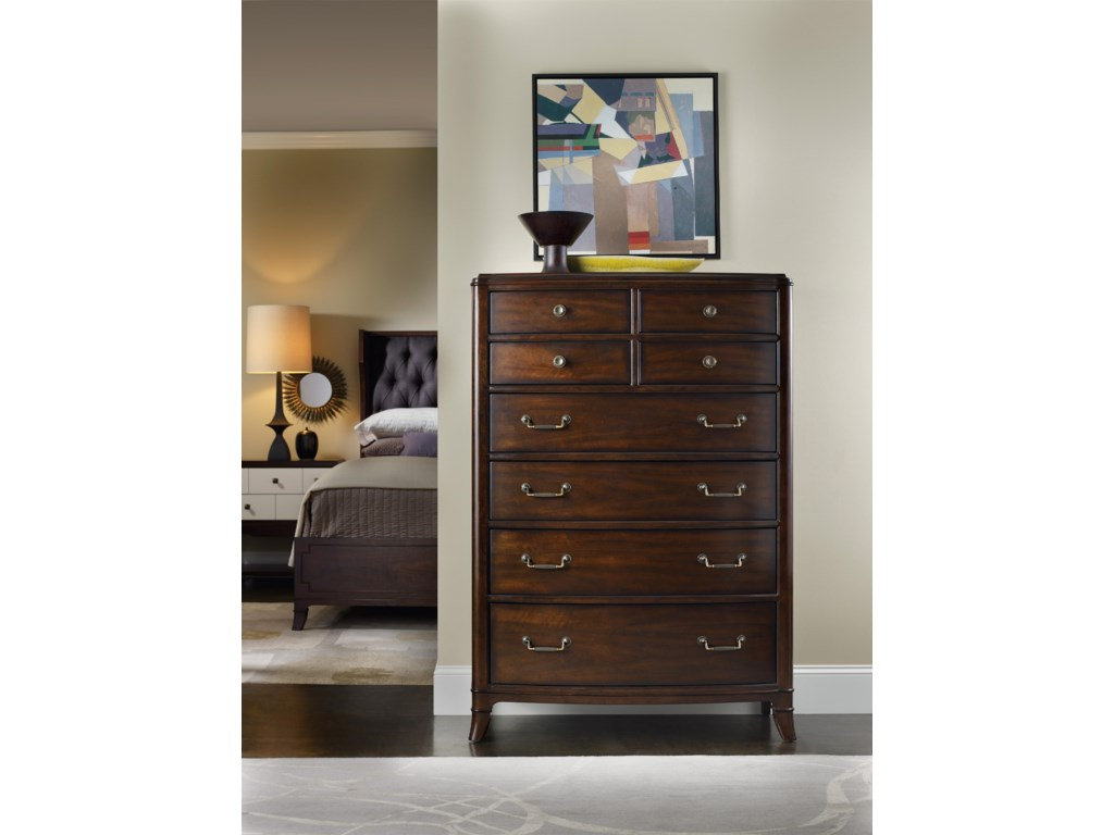 Hooker Furniture Palisade8 Drawer Chest