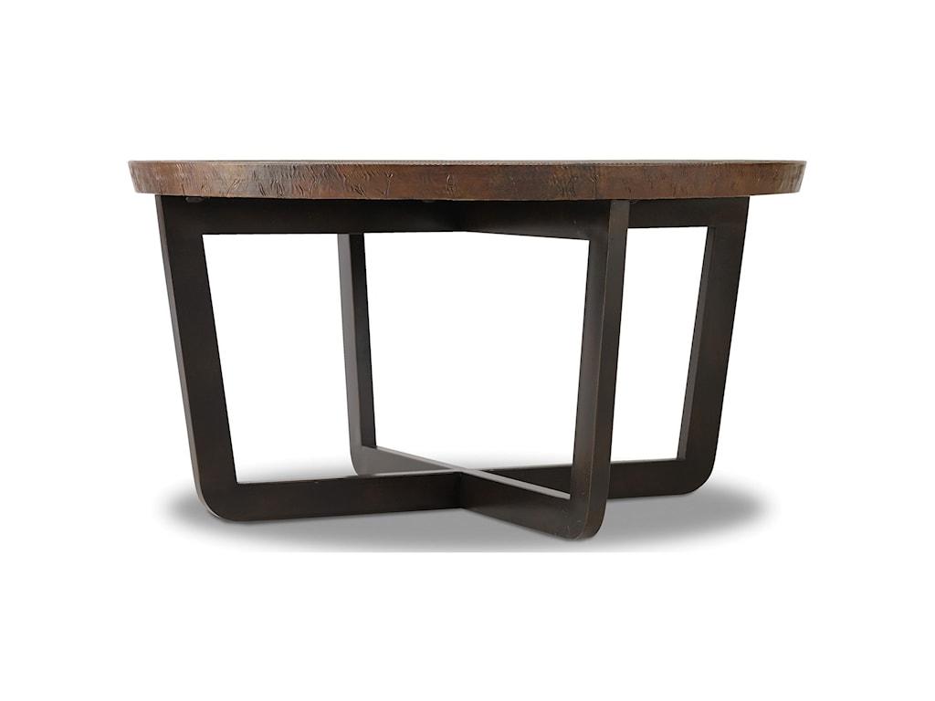 Hooker Furniture ParkcrestRound Cocktail Table