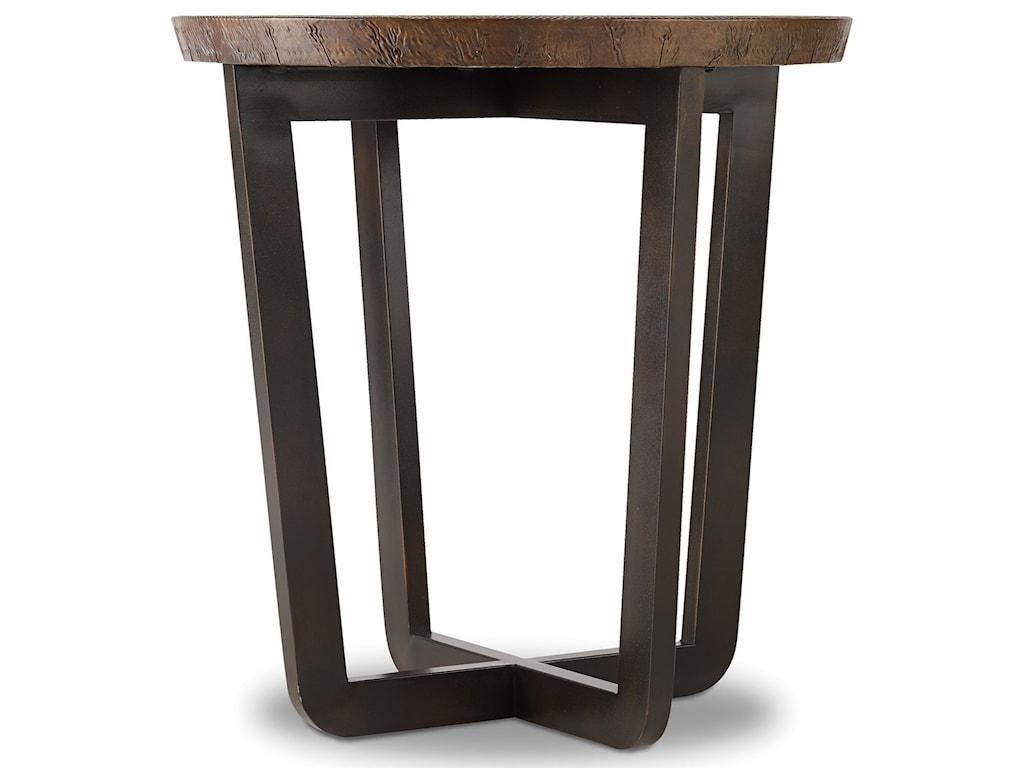 Hooker Furniture ParkcrestRound End Table