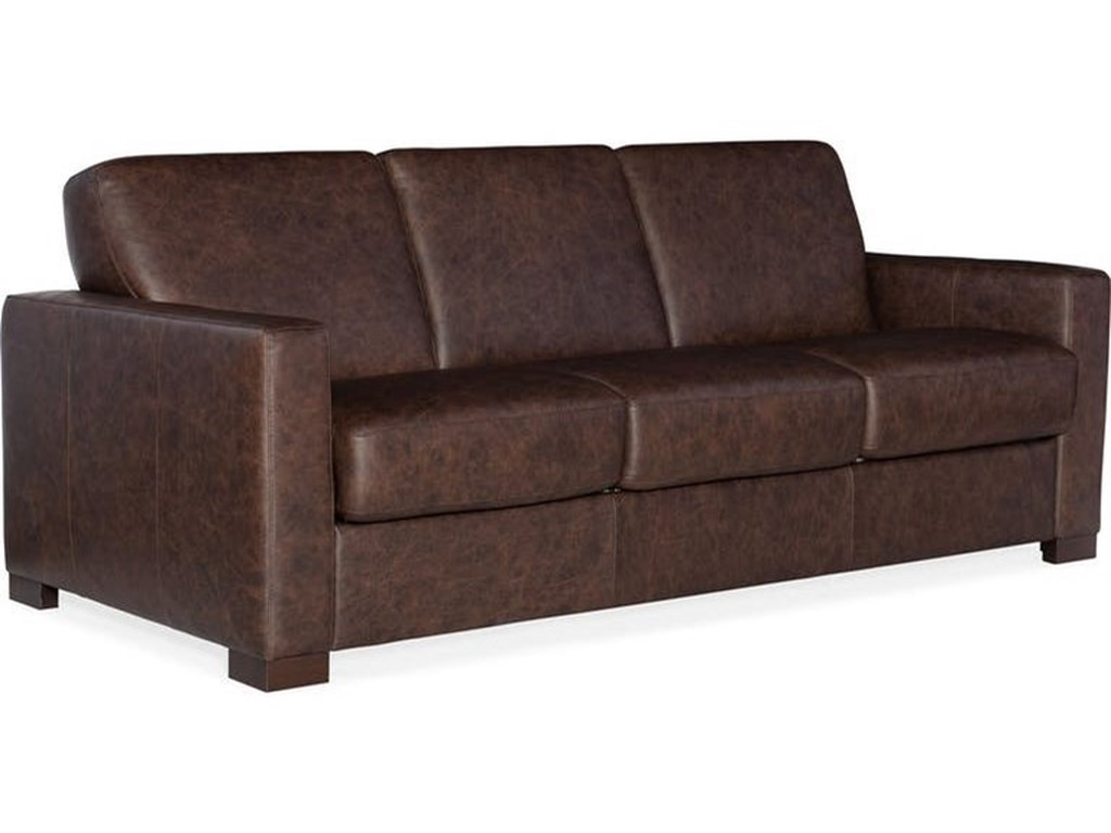 Hooker Furniture Peralta Contemporary Sofa with Sleeper and ...