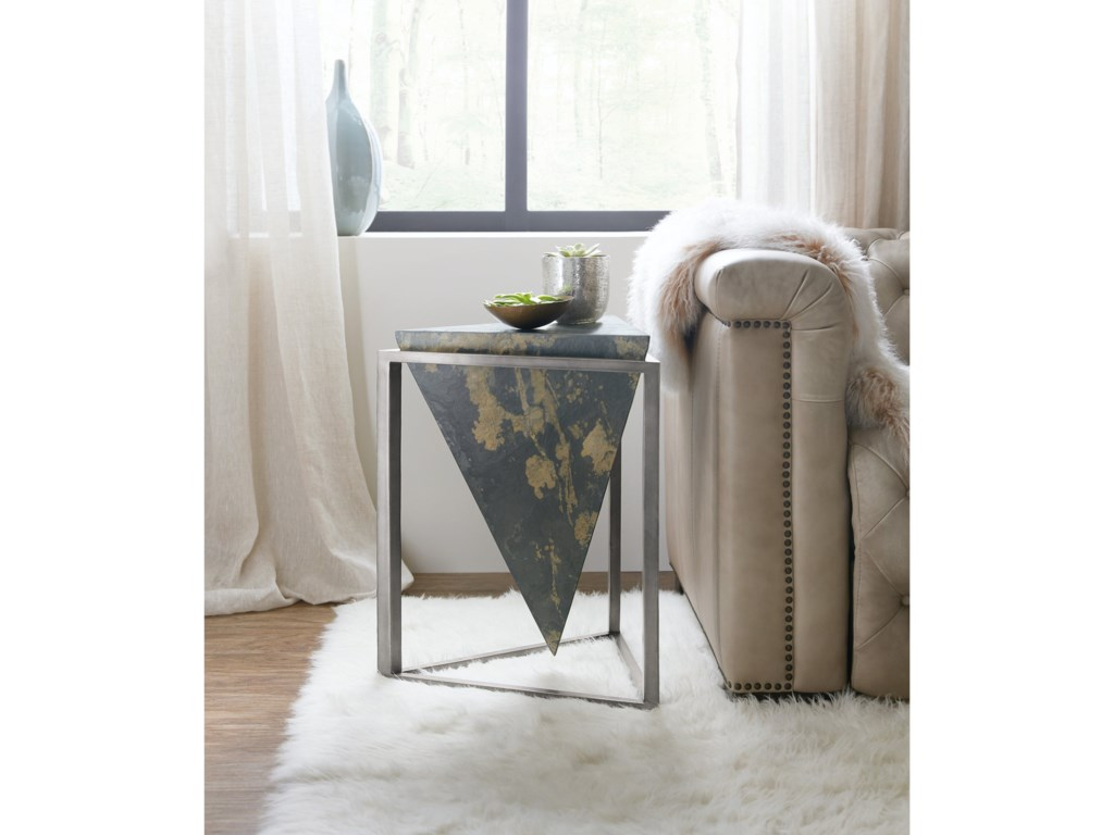 Hooker Furniture Princess CutEnd Table