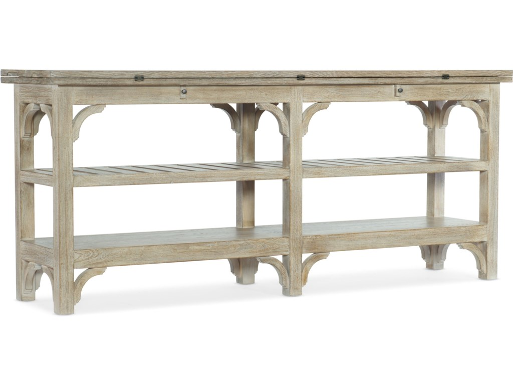 Hooker Furniture ReposeFlip Top Console Table