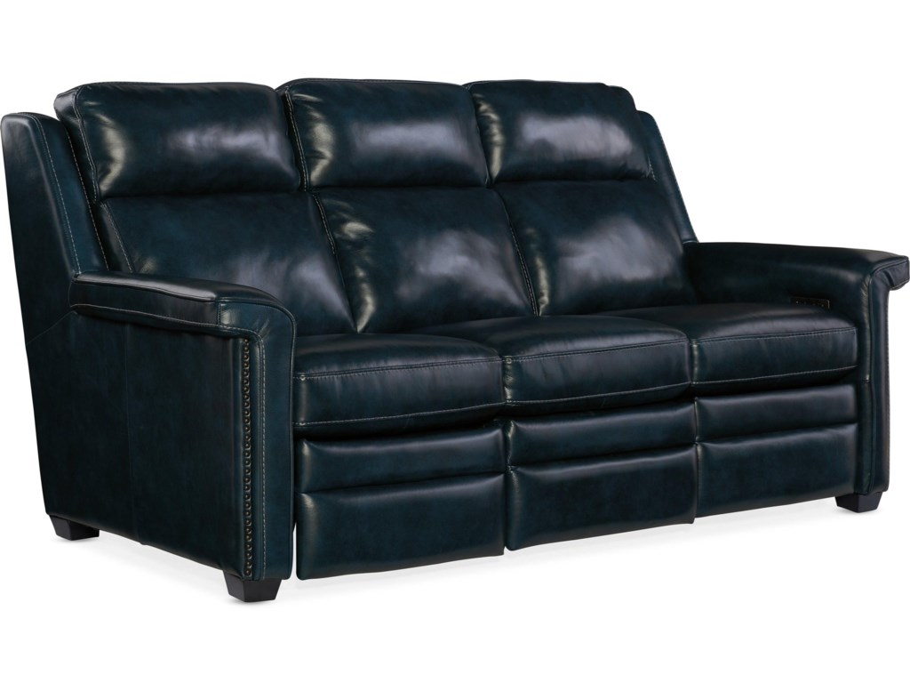 Hooker Furniture ReynaudPower Motion Sofa