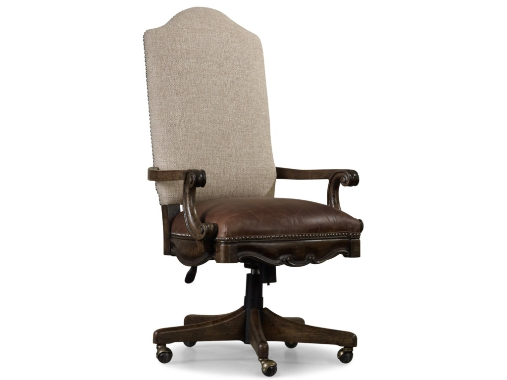 Regency HartsdaleHartsdale Desk Tilt Swivel Chair