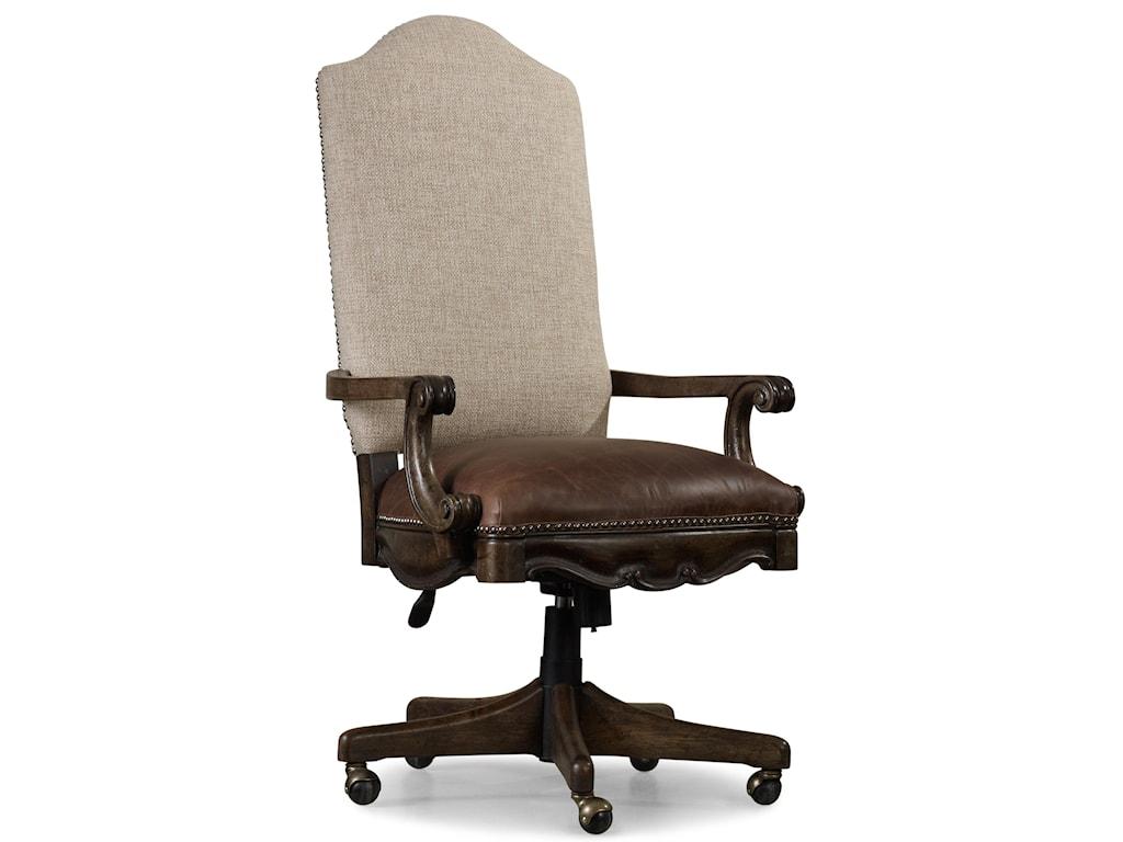 Hooker Furniture RhapsodyTilt Swivel Chair