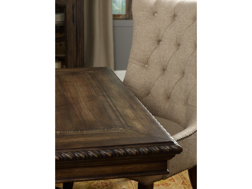 Hooker Furniture RhapsodyRectangle Dining Table