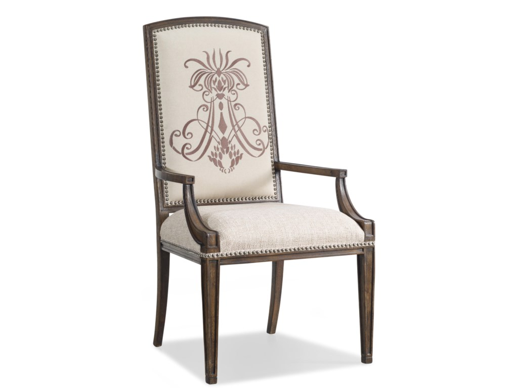 Hooker Furniture RhapsodyInsignia Arm Chair
