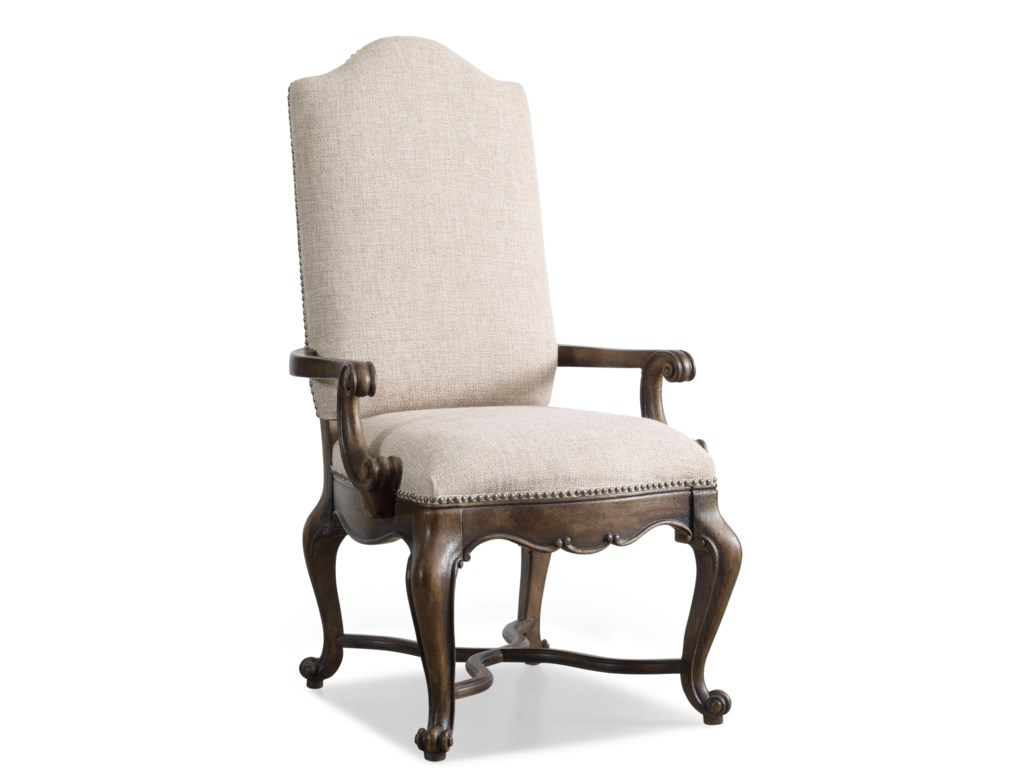 Hooker Furniture RhapsodyUpholstered Arm Chair