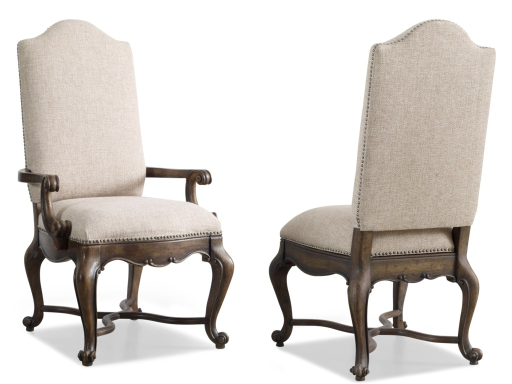 Shown with Upholstered Arm Chair